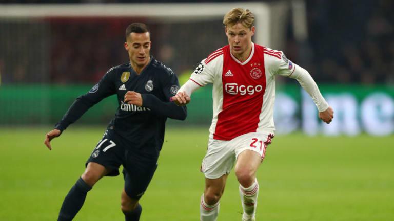 El FC Barcelona le pide a De Jong que le gane al Real Madrid