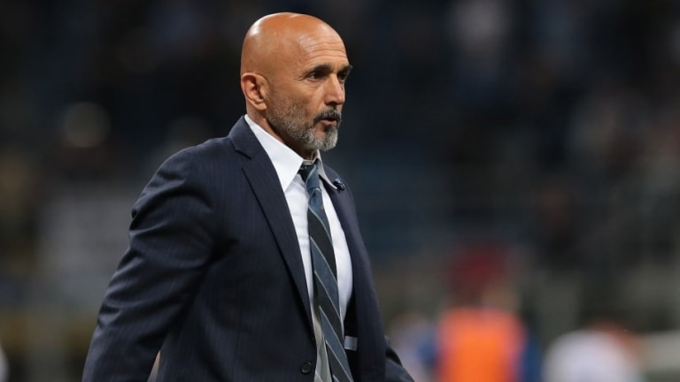 Inter Sack Manager Luciano Spalletti Just Days After Champions League Qualification