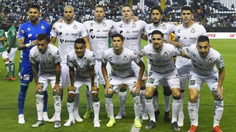 El 1x1 de los jugadores de Santos Laguna en su victoria frente al New York Red Bulls