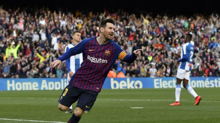 Ernesto Valverde Explains Keys to Making Lionel Messi Better After Forward's Double Earns Barca Win
