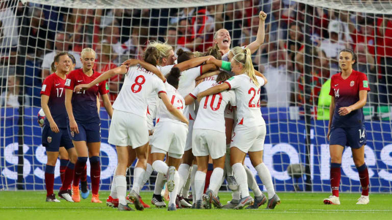 Women's World Cup: England Rose to the Occasion Against Norway & Are Hitting Form at the Right Time