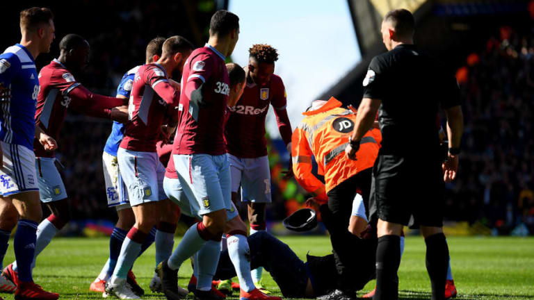 Jack Grealish's Attacker Charged by Police as Second Assault by Steward Is Revealed