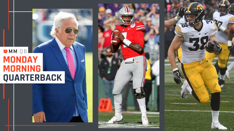 After Solicitation Charges, Where Does Robert Kraft Go From Here?