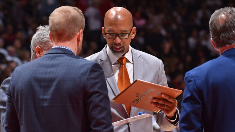 Monty Williams Faces Daunting Task as New Suns Coach