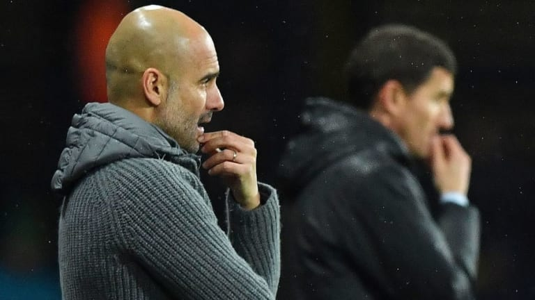 Premier League Team News: Man City vs Watford - Confirmed Lineups