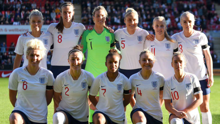 England Climb to Third in Latest FIFA Women's World Rankings as USA Remain Top