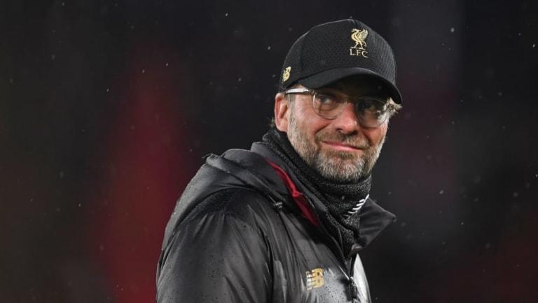 Jurgen Klopp Lauds His 'Unbelievable' Liverpool Team Despite Recent Premier League Wobble