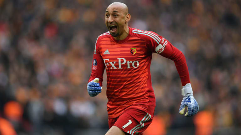 Heurelho Gomes Completes Career U-Turn & Signs New 1-Year Watford Contract