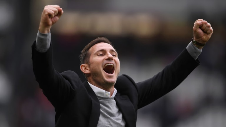 Frank Lampard 'Finalises' Chelsea Deal Following Six-Hour Meeting at Stamford Bridge