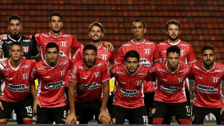 River de Uruguay le ganó al Santos de Sampaoli por la Copa Sudamericana y se burló de Boca