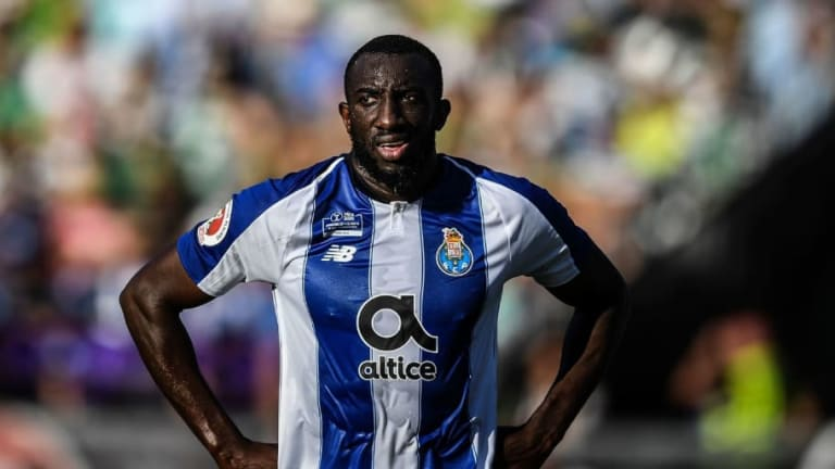 Moussa Marega Resumes Training With West Ham & Newcastle Still Keen on Snapping Up Porto Striker