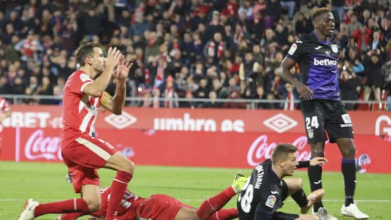Leganés-Girona   Alineaciones confirmadas