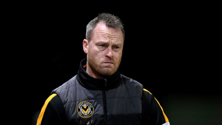 Newport Manager Reveals Key Element That Man City Could Struggle With in Saturday's Cup Tie