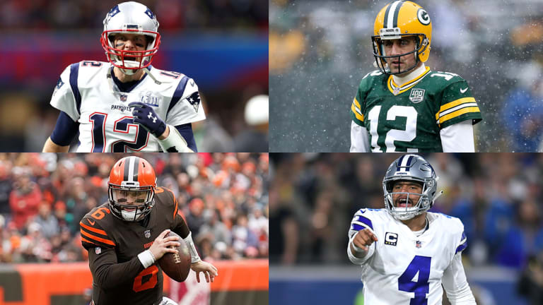 Ranking All 32 NFL Teams' Quarterback Situations, Best to Worst