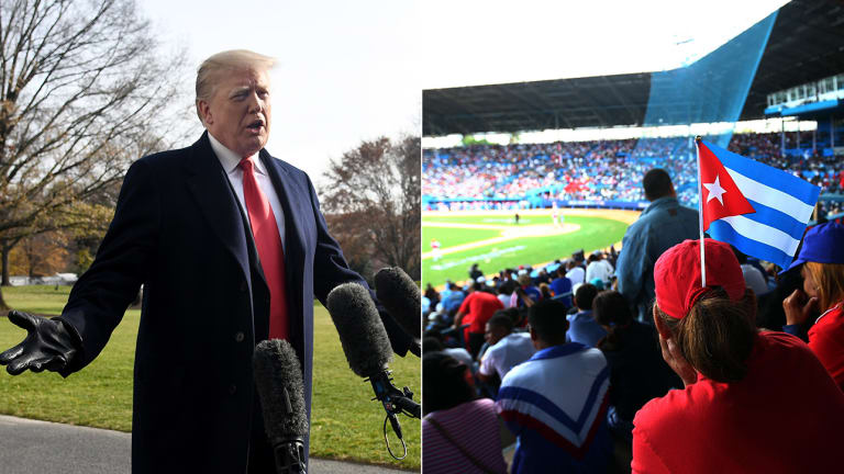 President Trump Needs to Reconsider Rejected Deal Between MLB and Cuban Baseball Federation