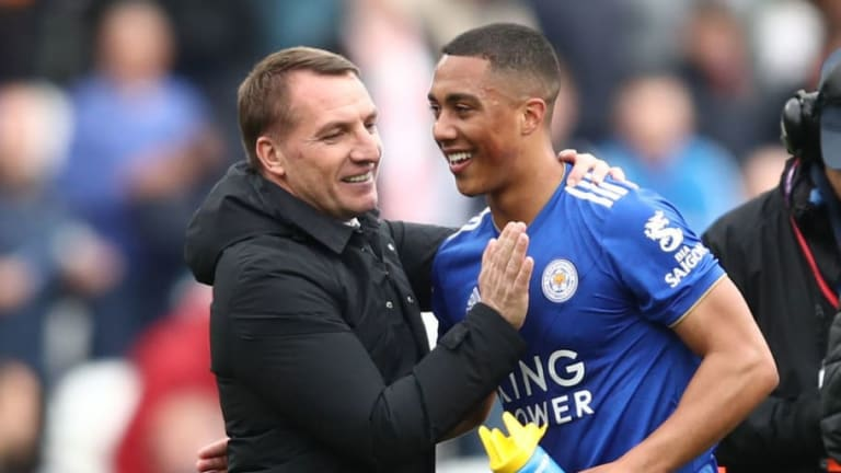 Brendan Rodgers Gives Transfer Update on Leicester Loan Star Youri Tielemans