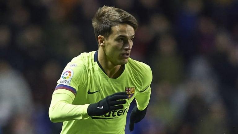 Arsenal 'Close' to Sealing Loan Signing of Versatile Barcelona Midfielder Denis Suarez