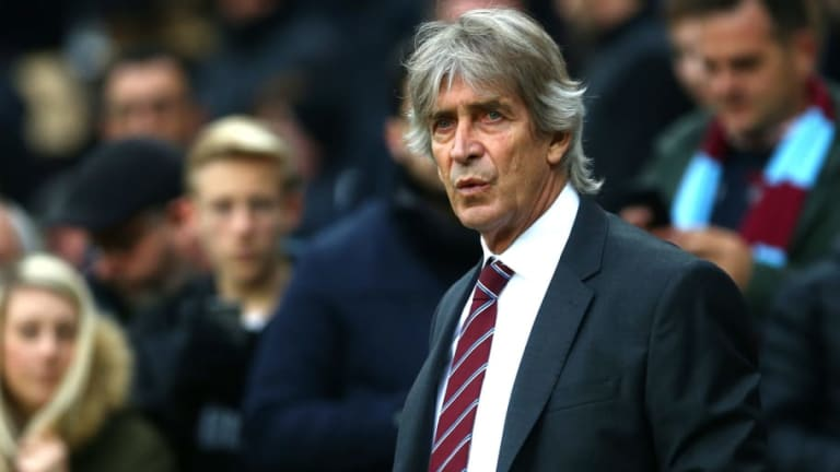 Manuel Pellegrini Praises West Ham's 'Big-Team Mentality' Following 1-0 Win Over Arsenal