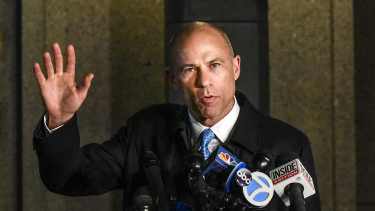 Michael Avenatti Declares Innocence at Unusual Arraignment Hearing for Nike Extortion Case