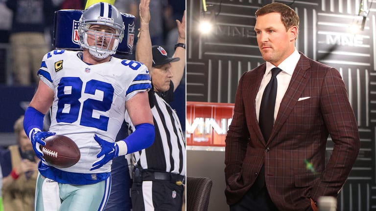 Jason Witten a Nostalgic Addition to This Win-Now Cowboys Team