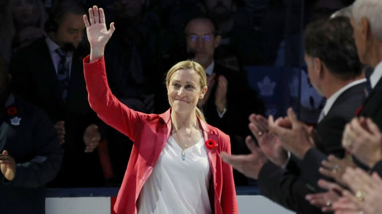 Hall of Famer Jayna Hefford to Oversee New Women's Hockey Union
