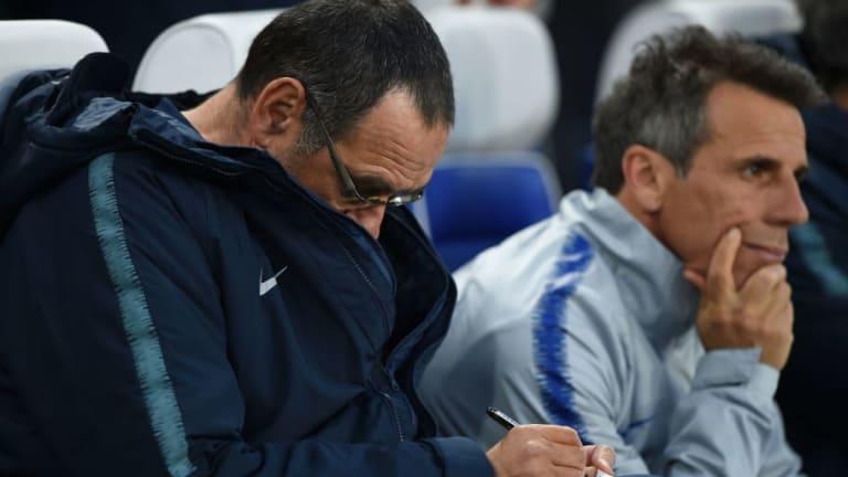 Chelsea vs Burnley: Maurizio Sarri's Best Available Blues Lineup