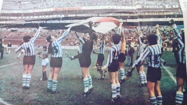 HISTORIA   Cuando la selección femenina de Argentina goleó a Inglaterra en el Mundial de 1971