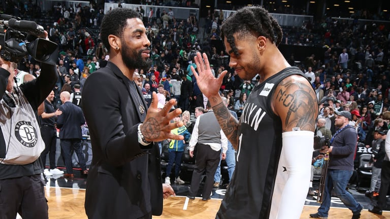 Should Kyrie Irving Sign With the Nets? | Open Floor Podcast