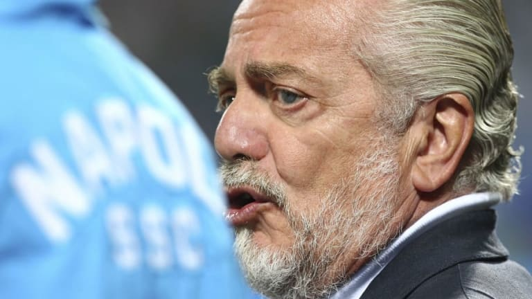 Napoli Chairman Insists He Will Back Carlo Ancelotti in Summer Transfer Window