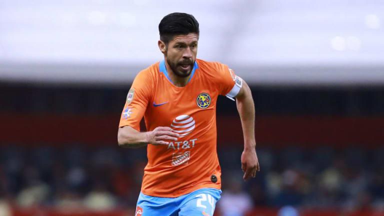 Oribe Peralta regresaría a las canchas frente a Cruz Azul