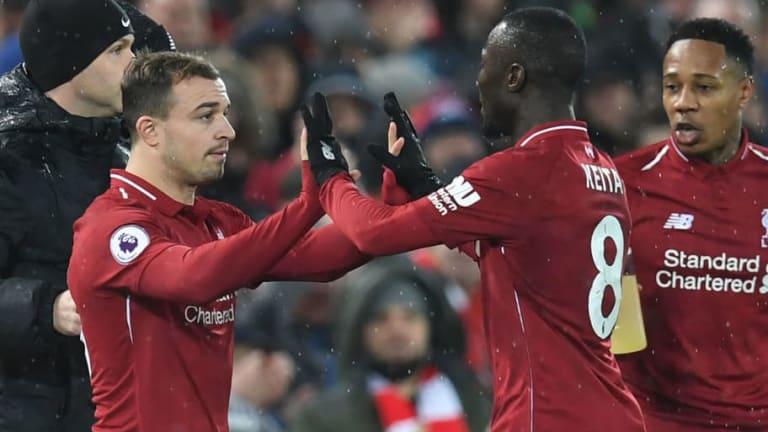 Jurgen Klopp Defends Absence of Naby Keita & Xherdan Shaqiri as Liverpool Stutter in Title Race