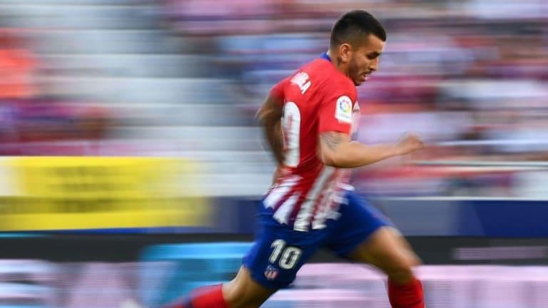 Ángel Correa está a un paso de convertirse en jugador del Milan a cambio de 50 millones