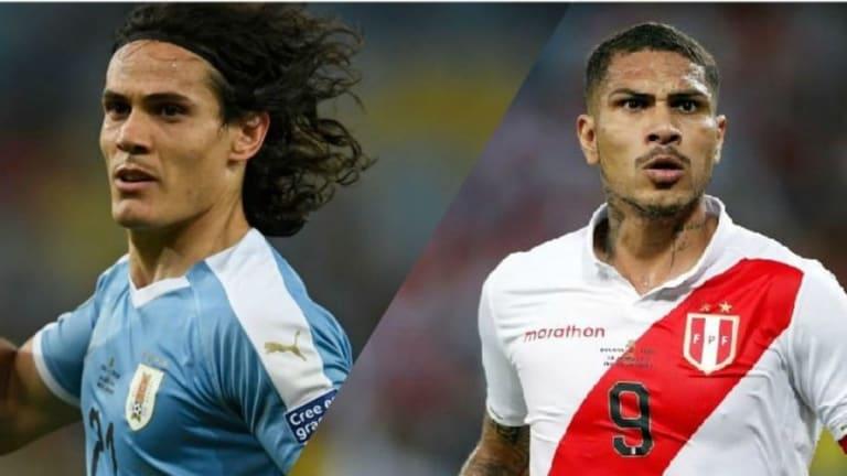 Uruguay vs Perú   Cuándo es, dónde verlo, 'streaming' y posibles alineaciones