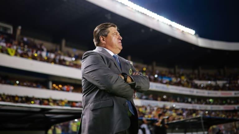 Miguel Herrera habla sobre la posible llegada de Giovani dos Santos al América