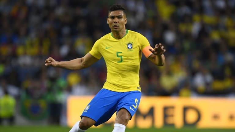 Los elogios de Casemiro a Militão tras jugar juntos en la selección brasileña