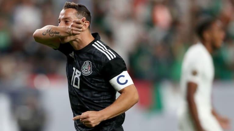 """Guardado, duro con la Liga MX: """"Nadie nos ve a los mexicanos"""""""