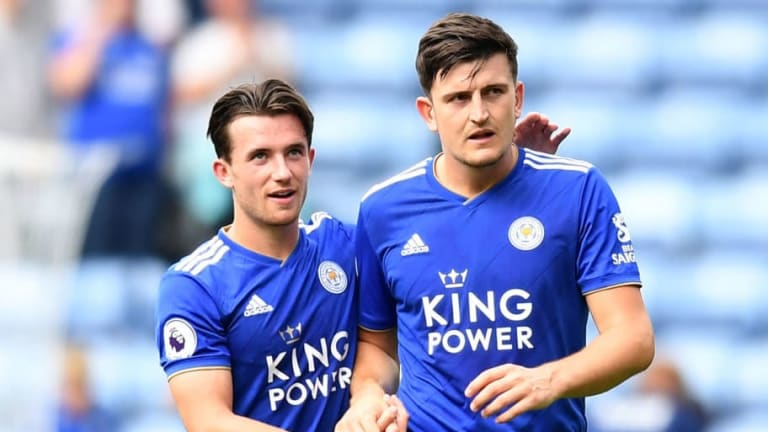 Leicester Stay Resolute on Harry Maguire & Ben Chilwell Amid Manchester Clubs' Interest