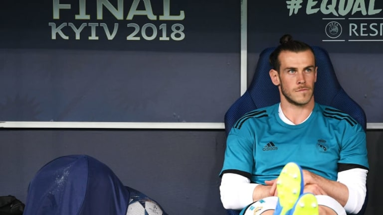 Gareth Bale Is Just the Latest Victim of Real Madrid's Enduring Weirdness – He's Actually Fine