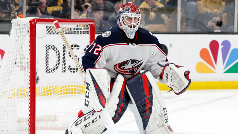 Sergei Bobrovsky Agrees to Seven-Year, $70 Million Contract With Panthers
