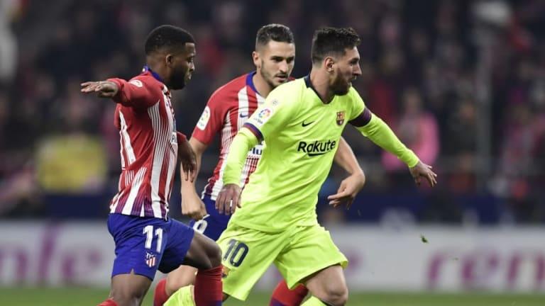 FC Barcelona-Atlético de Madrid   Alineaciones confirmadas
