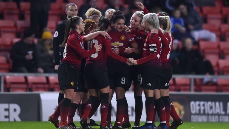 Women's Championship Roundup: Man Utd Promotion Battle Abandoned After Serious Player Injury