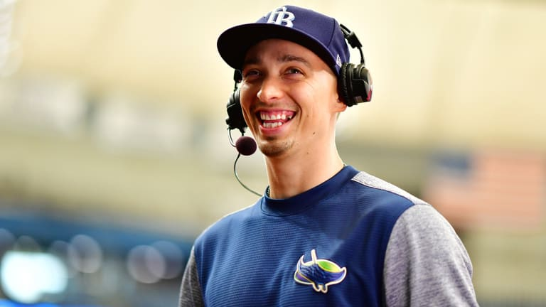 What's Behind the Rays' Rise? Old-Fashioned Starting Pitching, of Course