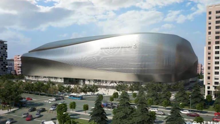 Los detalles sobre el estado de la reforma del Bernabéu: precio, inicio de las obras y más
