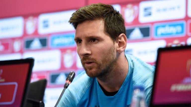 Hoy es el día en el que Leo Messi vuelve al Camp Nou