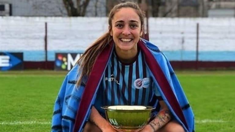 Perfil de Macarena Sánchez, la abanderada del fútbol femenino profesional en la Argentina
