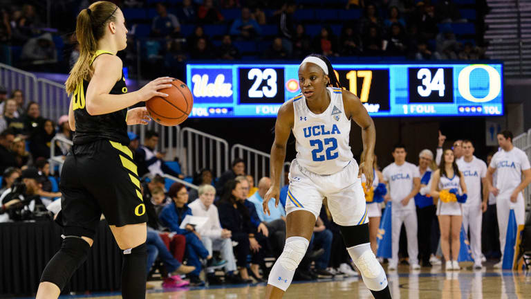Kennedy Burke Leads Massive UCLA Rally, Brings Bruins From 22-Down to Stun No. 2 Oregon
