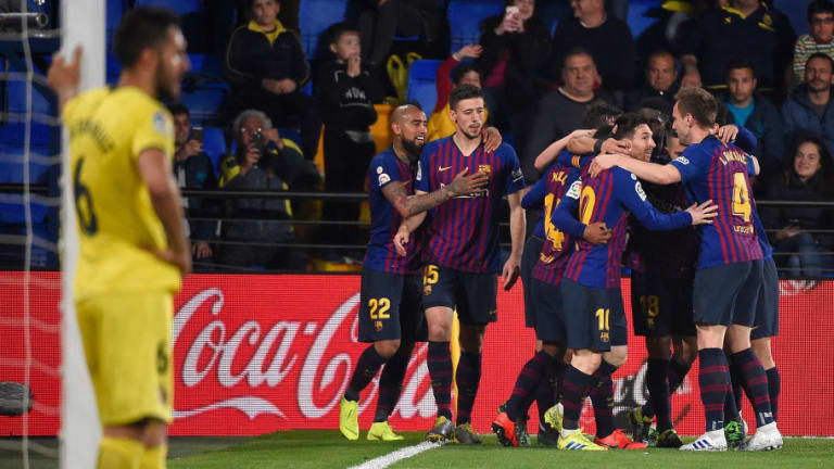 Villarreal 4-4 Barcelona: Report, Ratings & Reaction as Messi & Suarez Magic Saves Point in Thriller