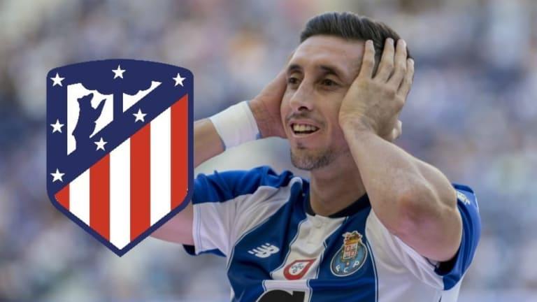 Héctor Herrera se habría decidido por ir la próxima temporada al Atlético de Madrid