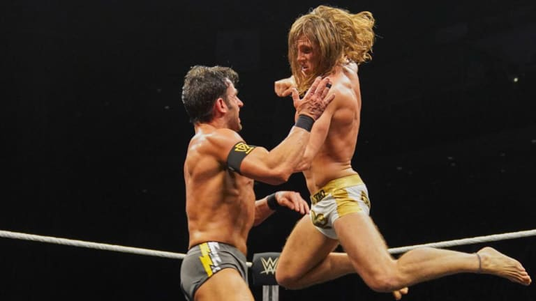 Matt Riddle on NXT TakeOver XXV: 'My Main Goal is Still Retiring Brock Lesnar'