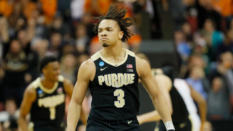 Purdue, Texas Tech Crash Brackets With Impressive Sweet 16 Victories